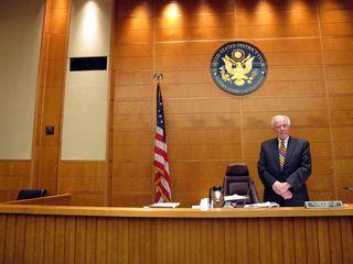 Judge Wanger Photo, SF Examiner 9-22-11