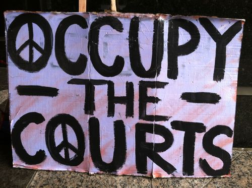 OccupyTheCourts photo