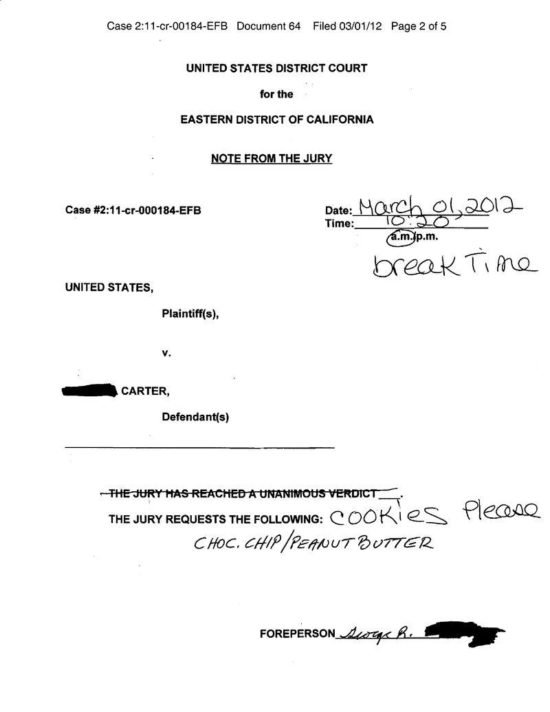 Carter Jury Note001