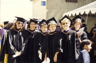 Judge Claire 1993 UC Berkeley Law School Photo
